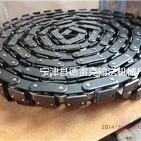 供应弯板链条五一特价促销 定做链板输送机