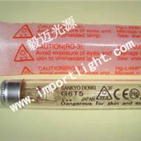 供应三共消毒灯G6T5紫外线消毒杀菌灯管