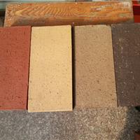 供应山东大连砖陶土砖烧结砖园林景观砖