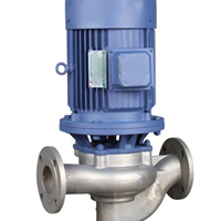 供应GWP不锈钢管道排污泵