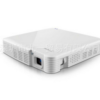 供应高清家用便携式80流明DLP微型投影仪
