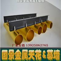 供应广州国景牌25x50Φ型材铝圆管