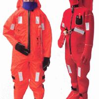 浸水保温服,浸水救生服,保温服