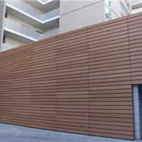 江苏木塑墙板厂家|生态木墙板|塑木外墙装饰