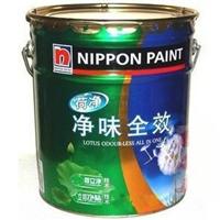 立邦漆 立邦荷净净味全效18L 乳胶漆 内墙漆