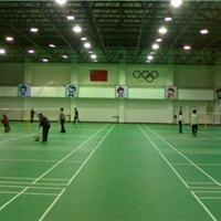 天津羽毛球场塑胶地板建设公司|乒乓球场