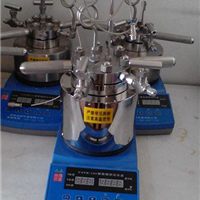 供应杭州50ml微型高压反应釜