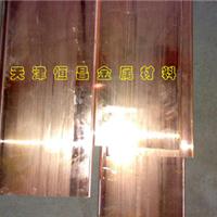乌鲁木齐接地铜排厂家 地铁接地铜排价格