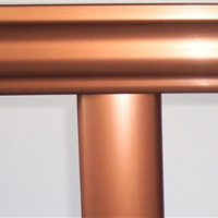 供应铝合金落水系统檐沟天沟成品天沟雨水管