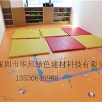 广东幼儿园图案型地板胶卡通幼儿园地板拼图