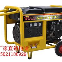 宁波推车式300A汽油发电焊机多少钱