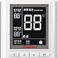 地热|电地热专用温控器|智能液晶显示温控器