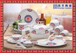 供应餐具 陶瓷餐具 景德镇陶瓷餐具