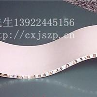 供应金属板材吸音幕墙材料 铝蜂窝幕墙板