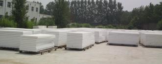 玻镁净化板 洁净板玻镁隔墙板(图)