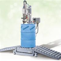供应200L单工位灌装机多功能型-顶灌式