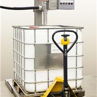 供应吨桶涂料液体灌装机 自动IBC桶灌装机