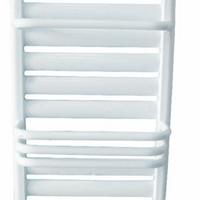 供应钢制卫浴暖气片散热器小背篓带毛巾架