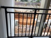 铝合金护栏,锌钢护栏,弯弧阳台