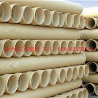 供应四川PVC双壁波纹管|PVC双壁波纹管