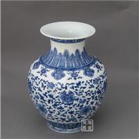 供应新品青花瓷瓶系列 陶瓷花瓶 装饰花瓶