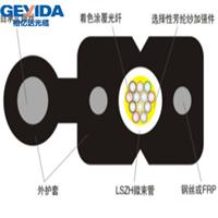 GJXFH-1B1 室内单模皮线光缆 非金属加强件