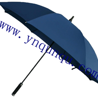 供应昆明广告伞太阳伞批发印字印logo
