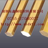 浙江供应H65六角黄铜棒,焊接铜棒