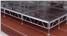 供应各种型号的铝合金舞台桁架