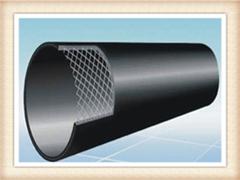 供应长沙钢丝网骨架塑料聚乙烯复合管