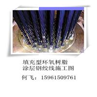 供应南京专利产品填充型环氧涂层钢绞线