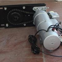 西安电动门维修,更换电机遥控器。