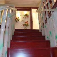 专业生产PVC楼梯扶手
