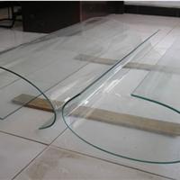 上海供应8MM热弯玻璃