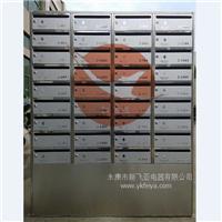供应永康市落地式不锈钢信报箱