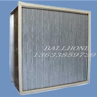 厂家批发团购金属隔板空气过滤器