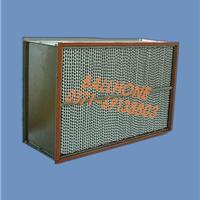 耐高温高效空气过滤器,耐高温过滤器