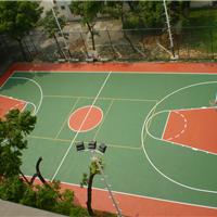 供应雅安汉源石棉学校运动球场硅PU塑胶球场