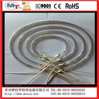 供应ISO9001认证的卤素电热管