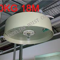 供应20公斤高位灯工矿灯升降器18米
