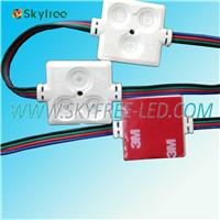 供应5050七彩LED模组/5050RGBLED模组