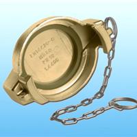 EN14420-6黄铜TW槽罐车接头厂家直销MB防尘盖