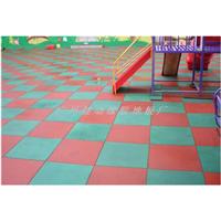 供应防撞防滑幼儿园、儿童游乐场安全地板