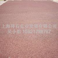 供应温州高承载彩色透水地坪-透水混凝土