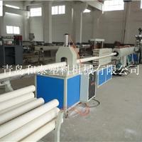 pvc穿线管设备,pvc双管挤出生产线