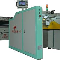 供应PVCPET胶片烫平切片机 整平切片机