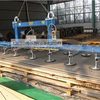 剪板机板材上料、钢板吸盘搬运吊具真空吸盘吊机汉尔得报价