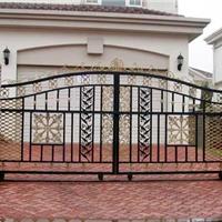 大兴区华夏定做铁艺大门不锈钢围栏扶手