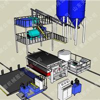 供应防火门芯板生产线