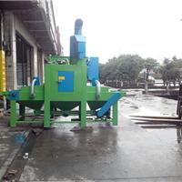 供应铝型材自动喷砂机